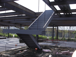 Preassembled Stair System